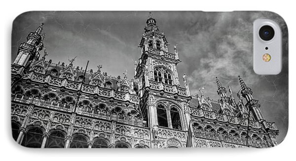 Grand Place Architecture Brussels  IPhone Case