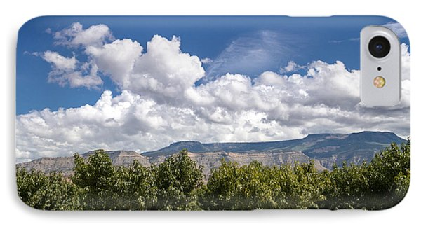 Grand Valley Orchards IPhone Case