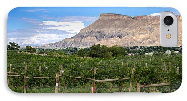 Grand Valley Vineyards IPhone Case