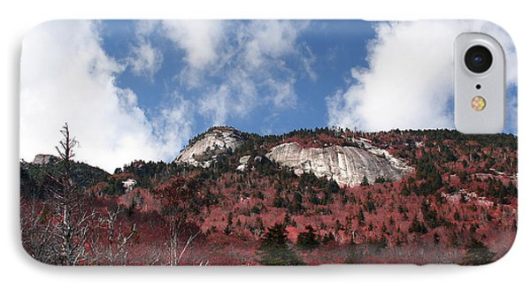 Grandfather Mountain East Side IPhone Case