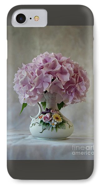 Grandmother's Vase   IPhone Case