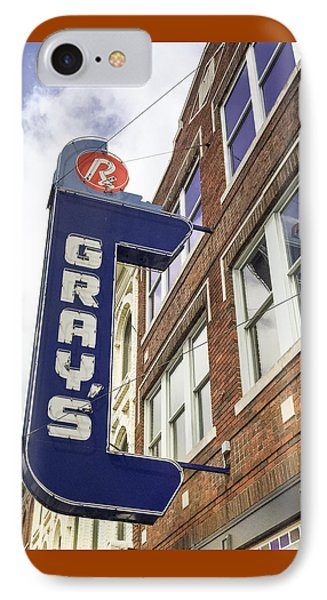 Gray's Rx In Franklin Tn IPhone Case