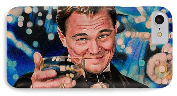 Great Gatsby Leonardo Dicaprio IPhone Case