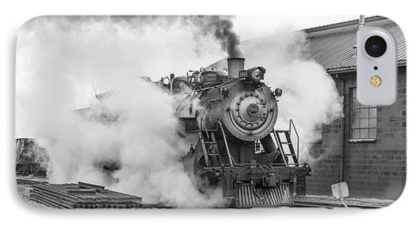 Great Western 90 Boiler Blow Down IPhone Case