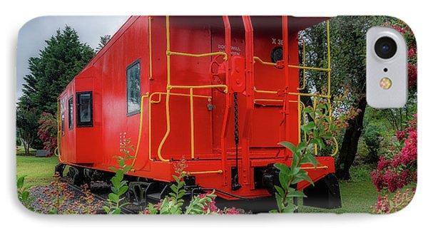 Gretna Railroad Park IPhone Case