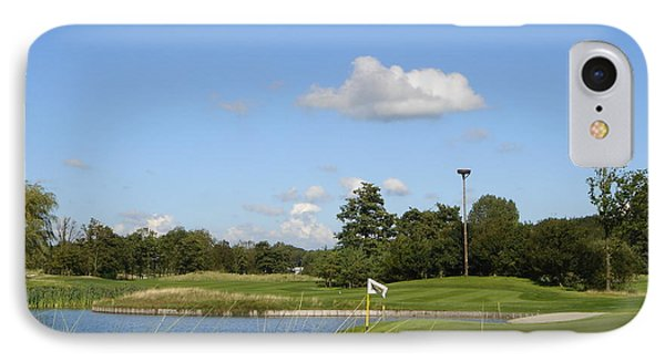 Groendael Golf The Netherlands IPhone Case