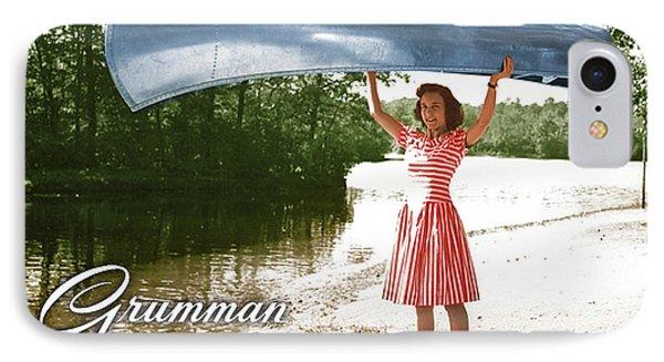 Grumman Canoe IPhone Case