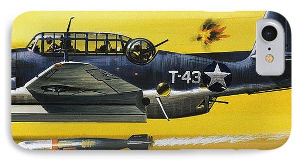 Grummen Tbf1 Avenger Bomber IPhone Case