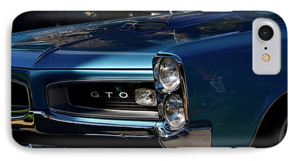 Gto Detail IPhone Case