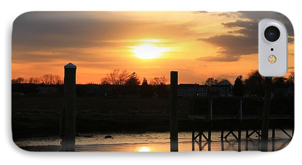 Guilford Low Tide IPhone Case