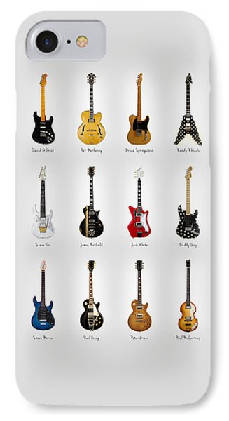 Guitar Icons No2 IPhone Case