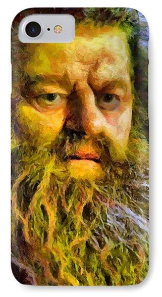 Hagrid IPhone Case