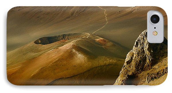 Haleakala Caldera IPhone Case