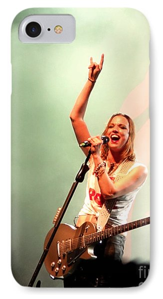 Halestorm Lzzy Hale IPhone Case