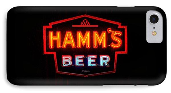 Hamm's Beer IPhone Case