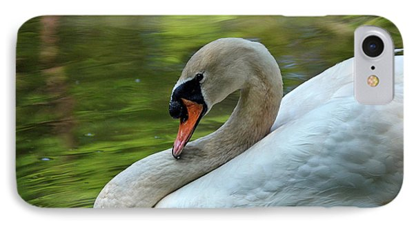 Hammy Swan IPhone Case