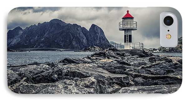 Harbour Lighthouse IPhone Case