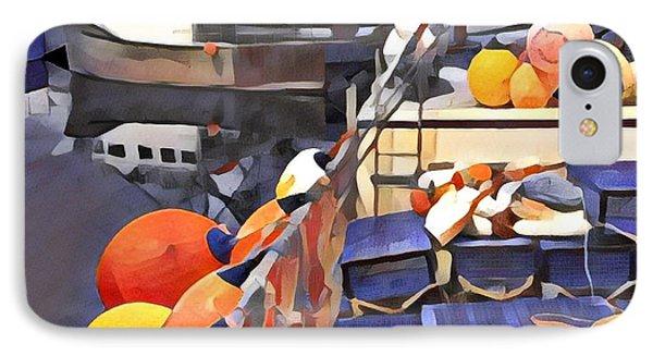 Harbour Ville IPhone Case