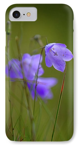 Harebell IPhone Case