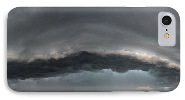 Harlowton, Montana, Supercell IPhone Case