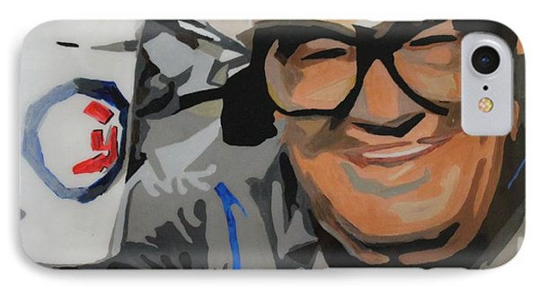 Harry Caray IPhone Case