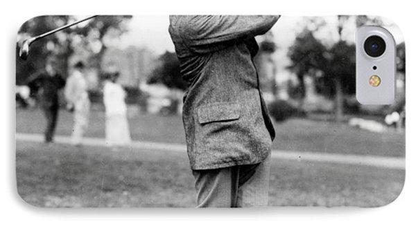 Harry Vardon - Golfer IPhone Case