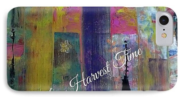 Harvest Time Jubilee IPhone Case