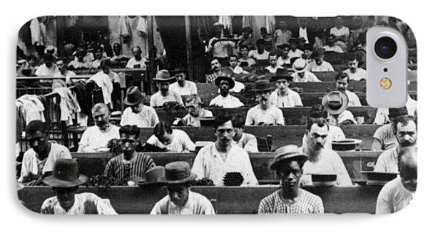 Havana Cuba - Cigars Being Rolled - C 1903 IPhone Case