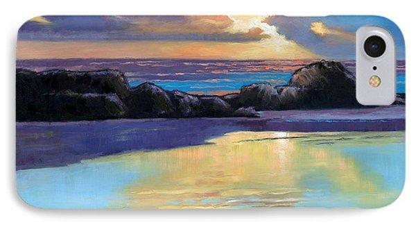 Havik Beach Sunset IPhone Case