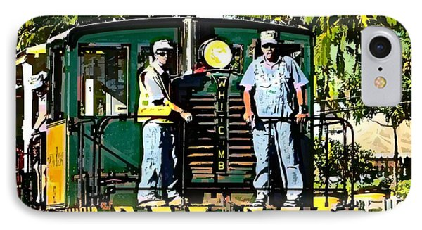 Hawaiian Railway IPhone Case