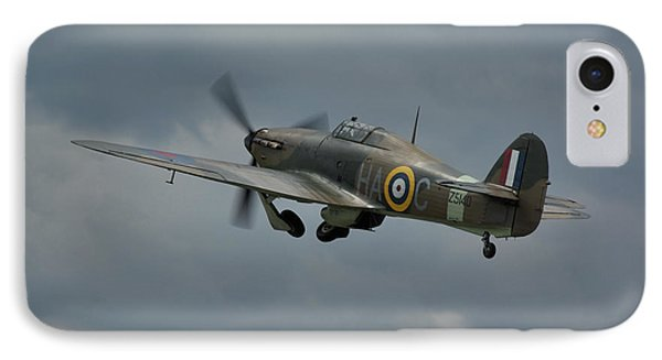 Hawker Hurricane Mk Xii  IPhone Case