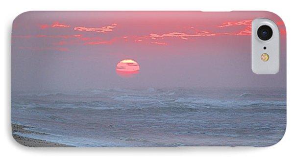 Hazy Sunrise I I IPhone Case