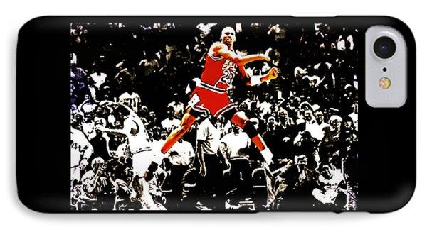 Michael Jordan Sweet Victory IPhone Case