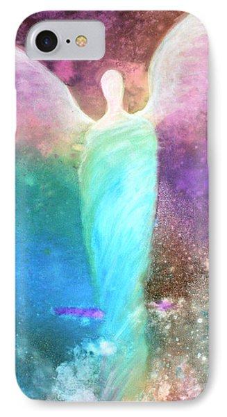 Healing Angels IPhone Case