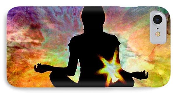 Healing Energy IPhone Case