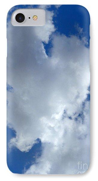 Heart Cloud Sedona Sky IPhone Case
