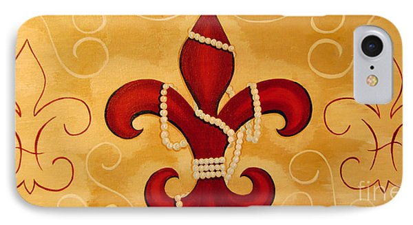 Heart Of New Orleans IPhone Case