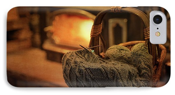 Hearth And Home IPhone Case