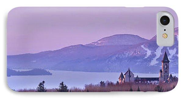 Heavenly Alpenglow IPhone Case