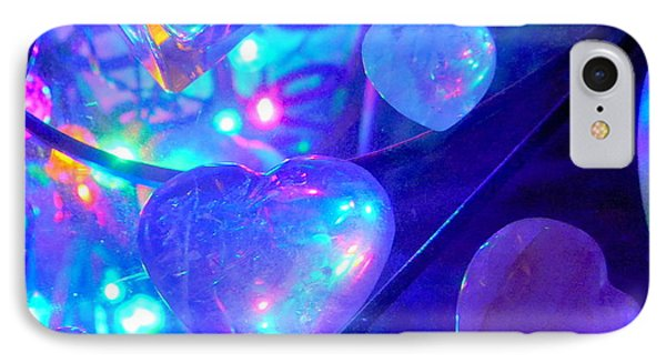 Heavenly Hearts IPhone Case