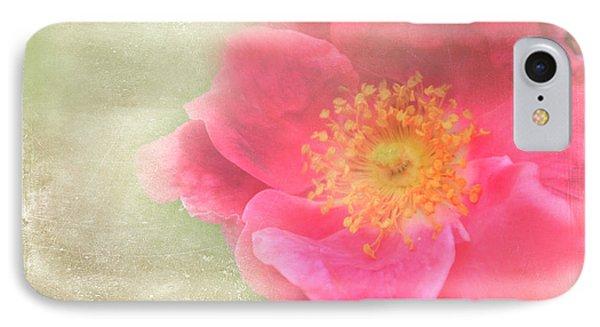 Heirloom Rose IPhone Case