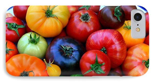 Heirloom Tomatoes IPhone Case