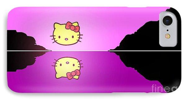 Hello Kitty Sunrise IPhone Case