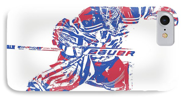 Henrik Lundqvist Iphone 8 Cases Fine Art America