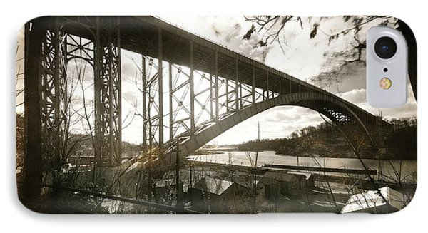 Henry Hudson Bridge, 1936 IPhone Case
