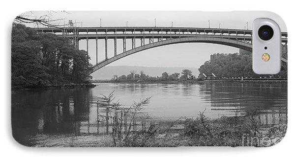 Henry Hudson Bridge  IPhone Case