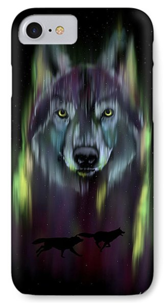 Her Eyes Were Like Twin Moons IPhone Case