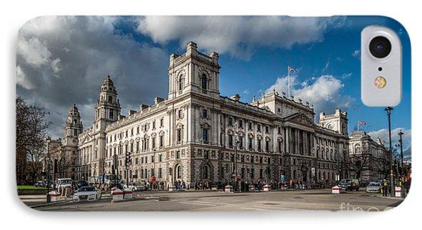 Her Majesty's Treasury IPhone Case