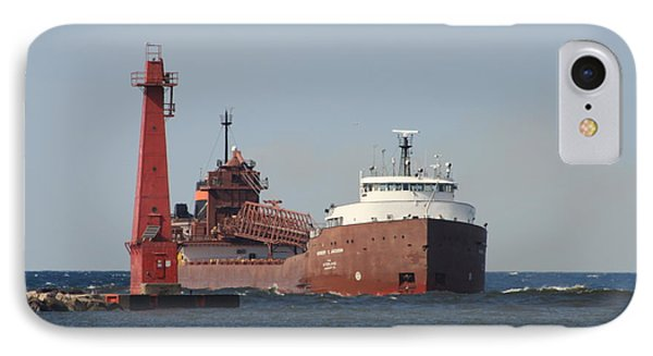 Herbert C. Jackson 2 IPhone Case