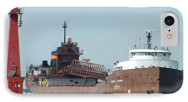 Herbert C. Jackson 4 IPhone Case